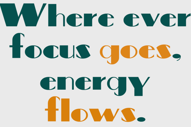 where energy goes