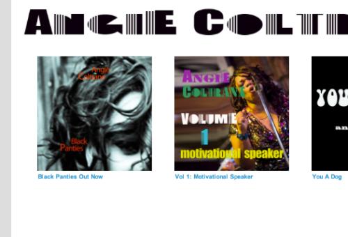 Angie Coltrane
